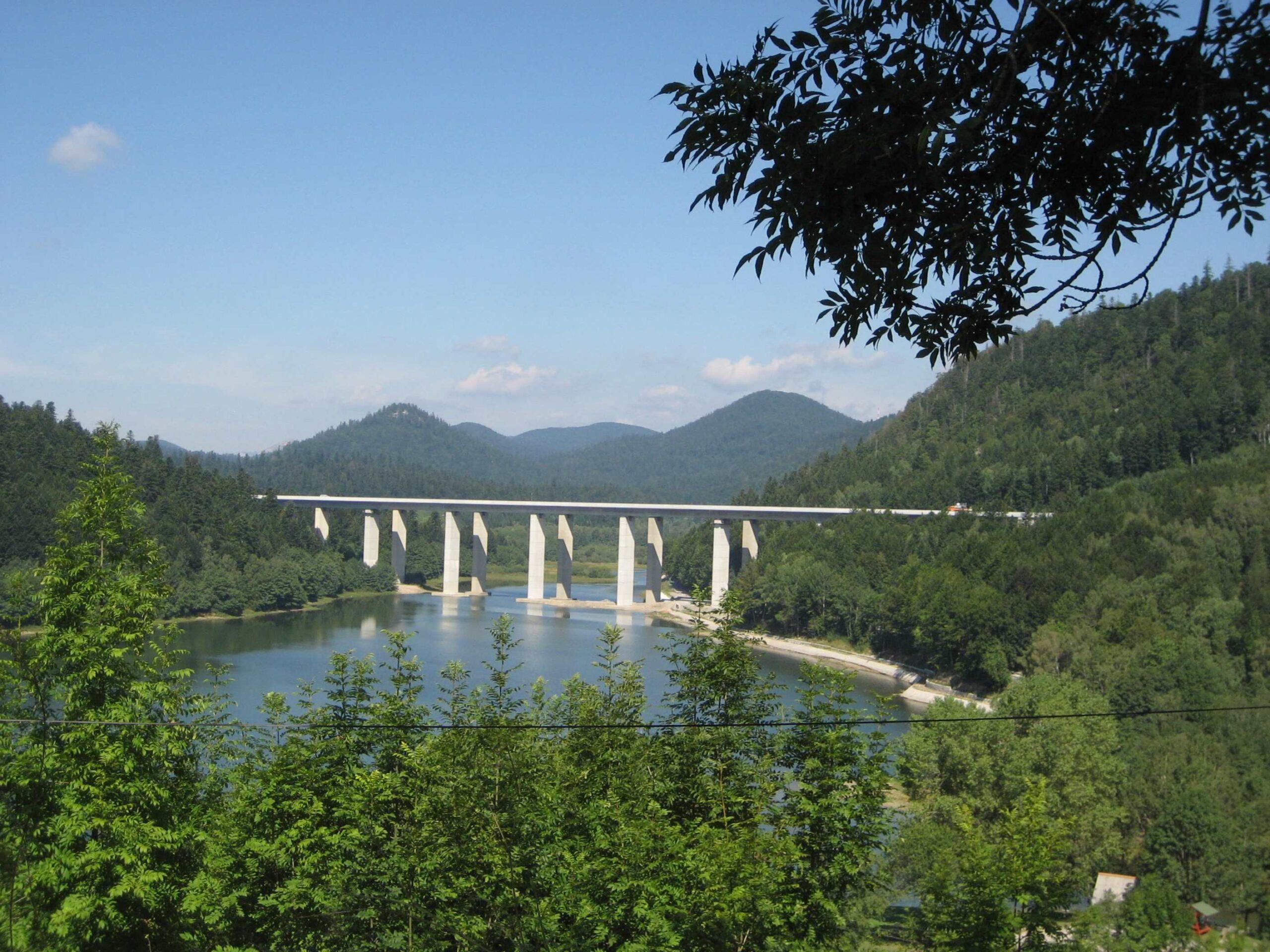 ABC Travel - jezero Bajer